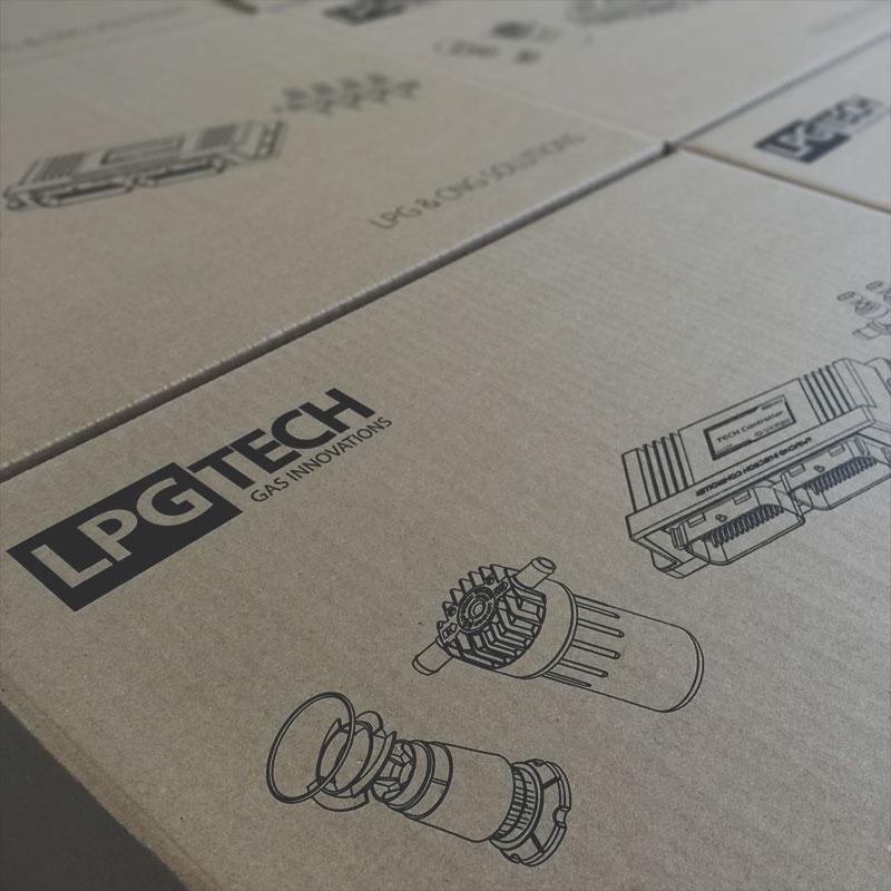 Комплекты LPGTECH